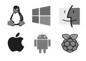 El software de monitoreo de video Xeoma funciona en todos los principales sistemas operativos
