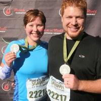 Gaining Weight Training for a Half Marathon