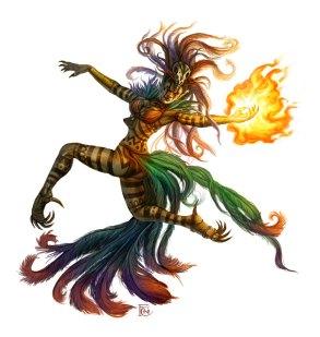 Fire Dancer, Digital