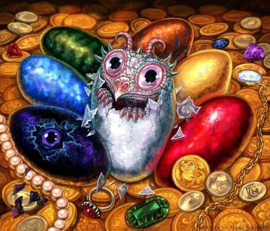 Dragon Eggs for Talisman ©Games Workshop, Digital