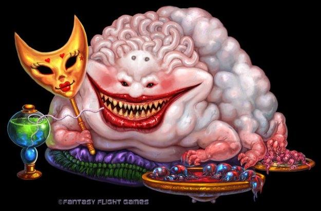 Glutton for Cosmic Encounter ©Fantasy Flight Games, Digital