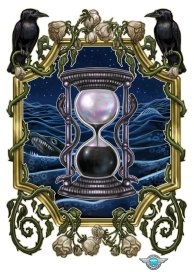 A Battle of Wits Black Hourglass Card ©Game Salute, Digital
