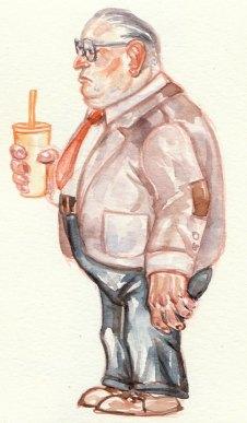 mcdonald's_man-sketch-Felicia_Cano