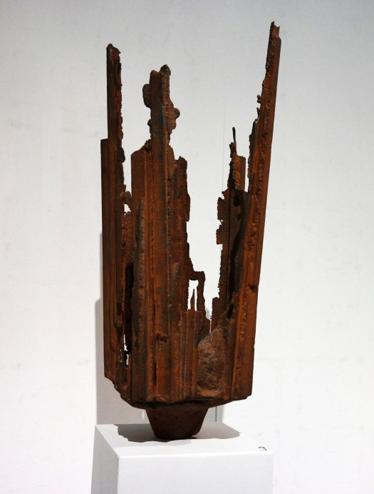F Glidden sculpture