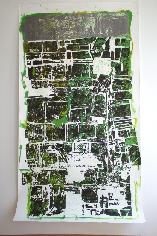 Glidden - drawing