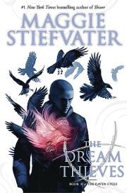 Maggie Stiefvater - The Dream Thieves