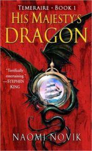 Naomi Novik - His Majesty's Dragon