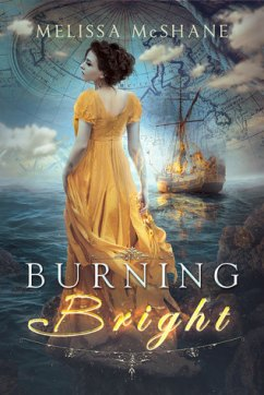 Melissa McShane - Burning Bright