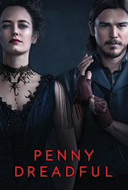 penny dreadful s1