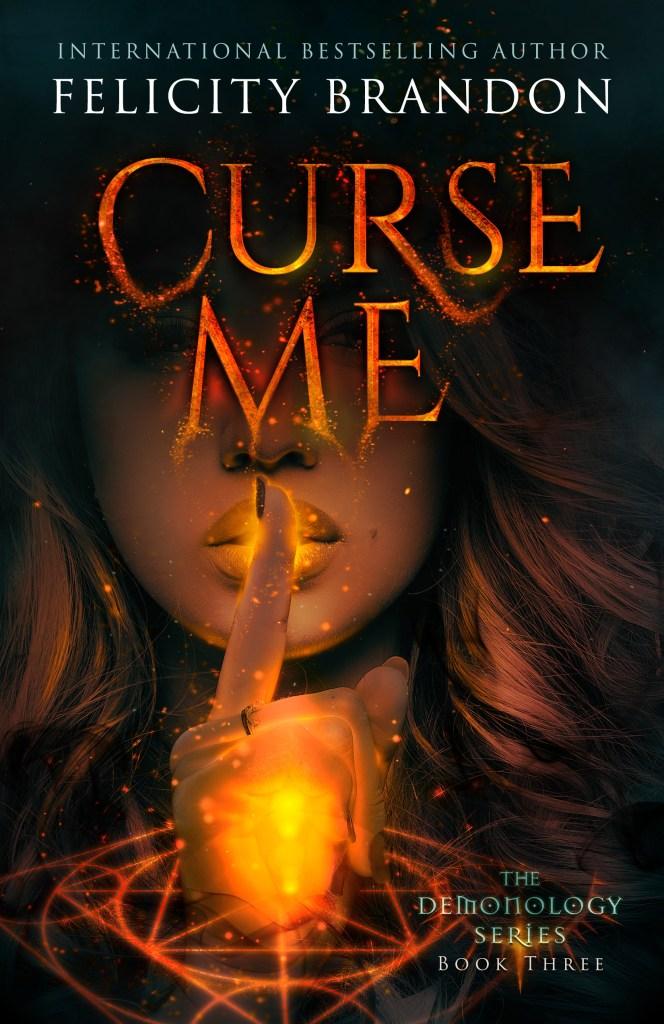 Book Cover: Curse Me