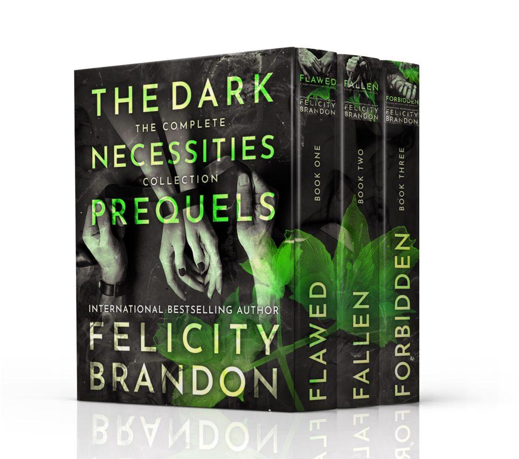 Book Cover: The Dark Necessities Prequels Collection