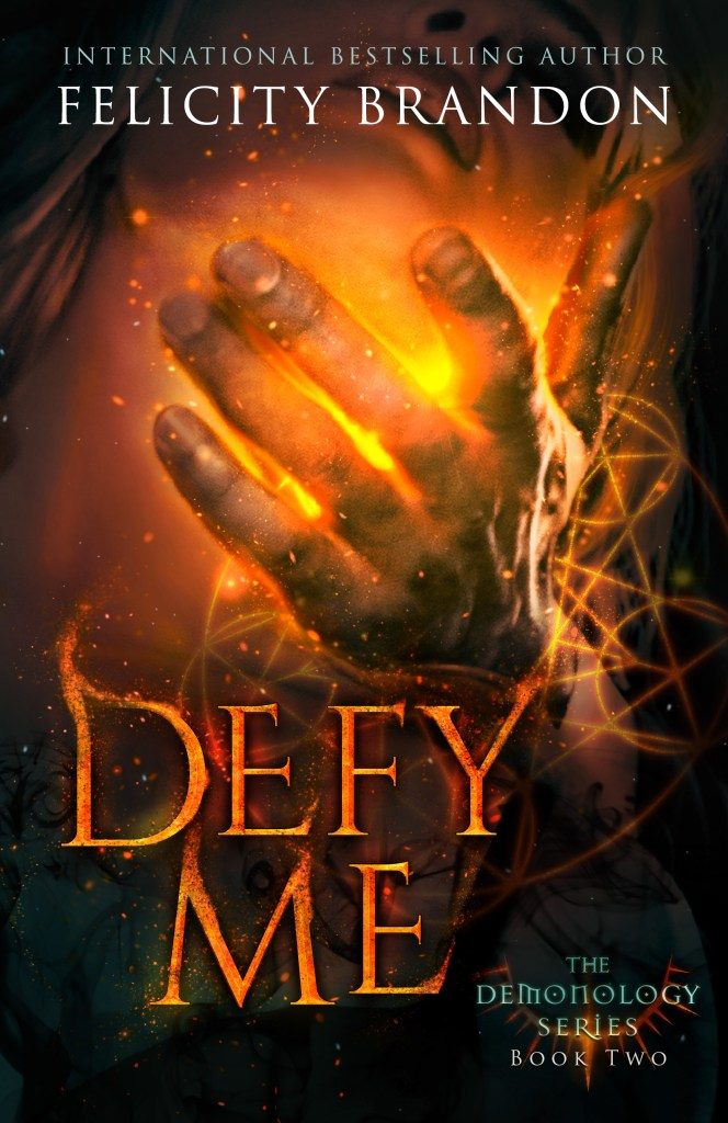Book Cover: Defy Me