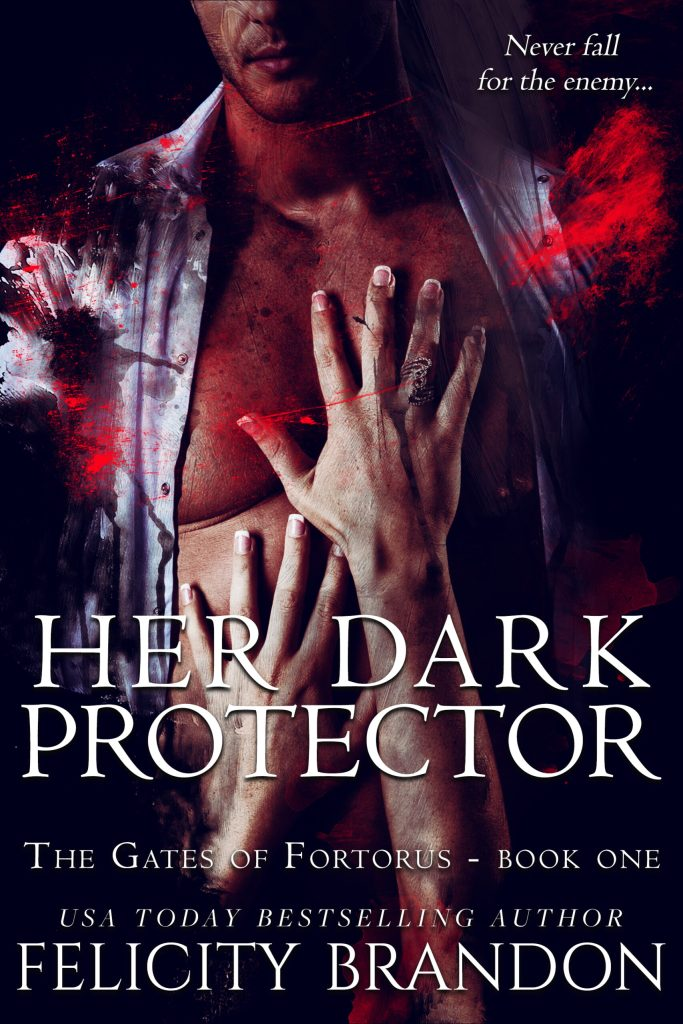 Book Cover: Her Dark Protector