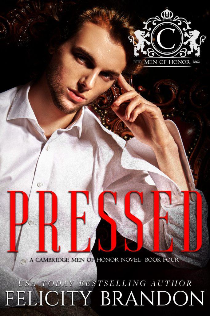 Book Cover: Pressed