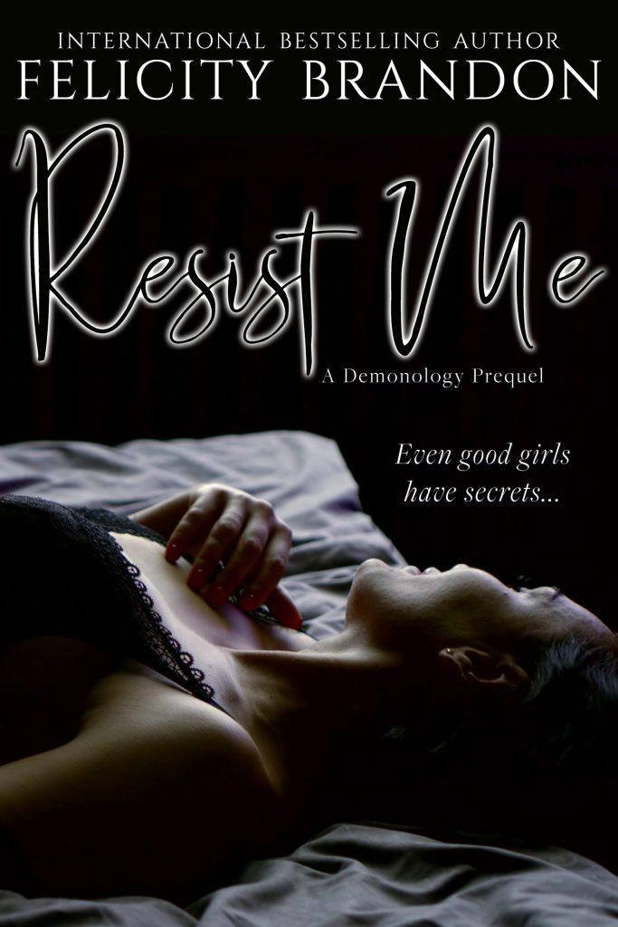 Book Cover: Resist Me