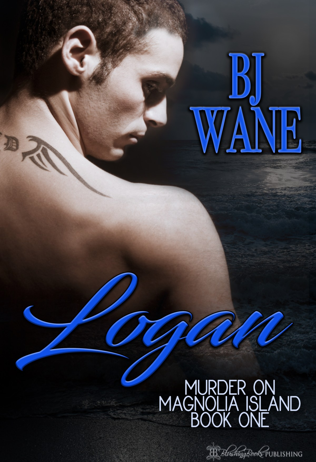 Logan, Murder on Magnolia Island.