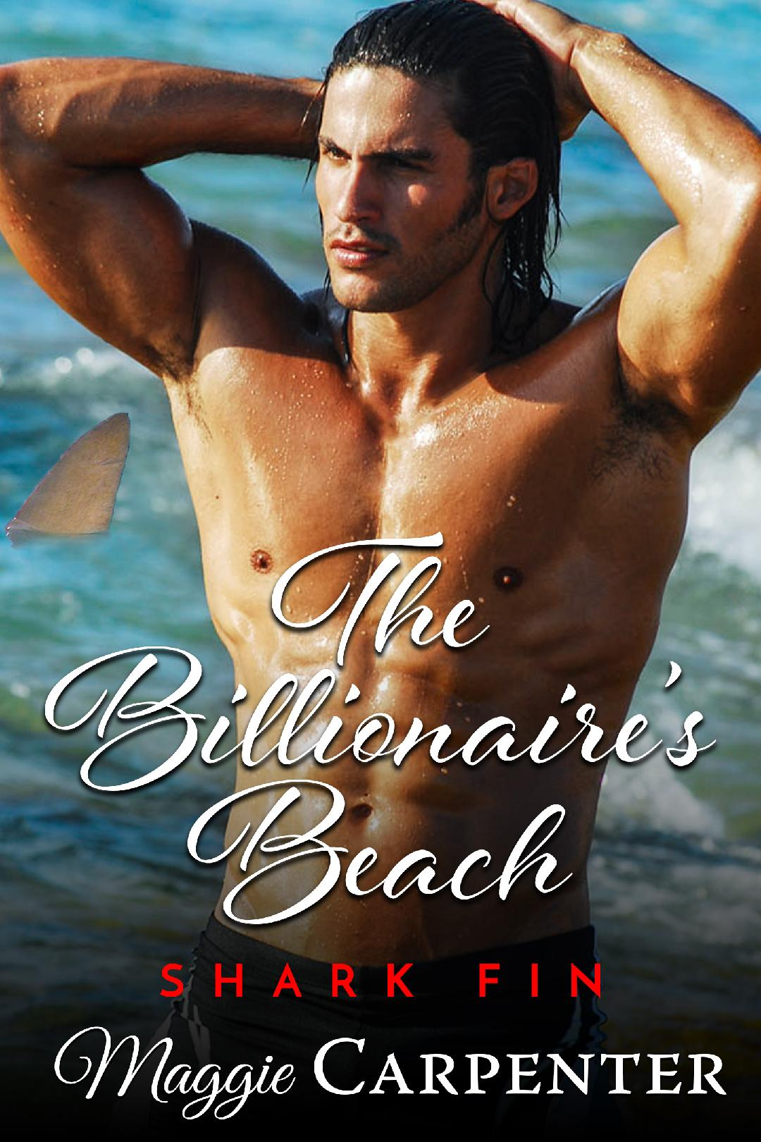 The Billionaire Beach: Shark Fin.
