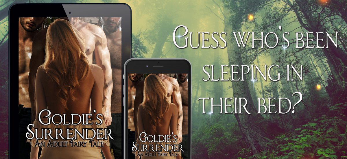 Find out who's been sleeping in their beds… #WIPItUp #FREE #KU