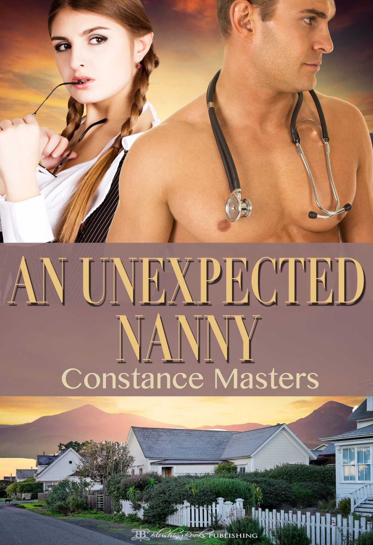An Unexpected Nanny by Constance Masters