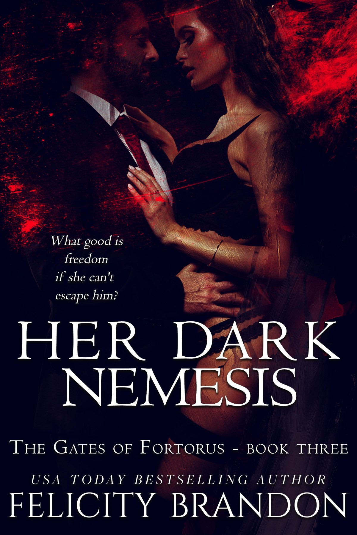 Her Dark Nemesis is Live!