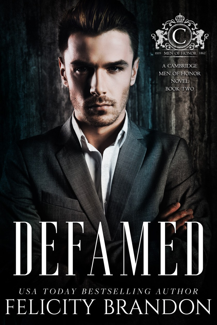 Defamed Cover
