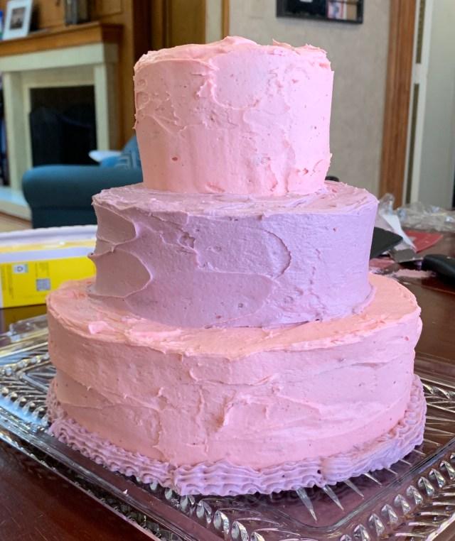 Superb A History Of Birthday Cakes Felicity In Domesticity Funny Birthday Cards Online Inifodamsfinfo