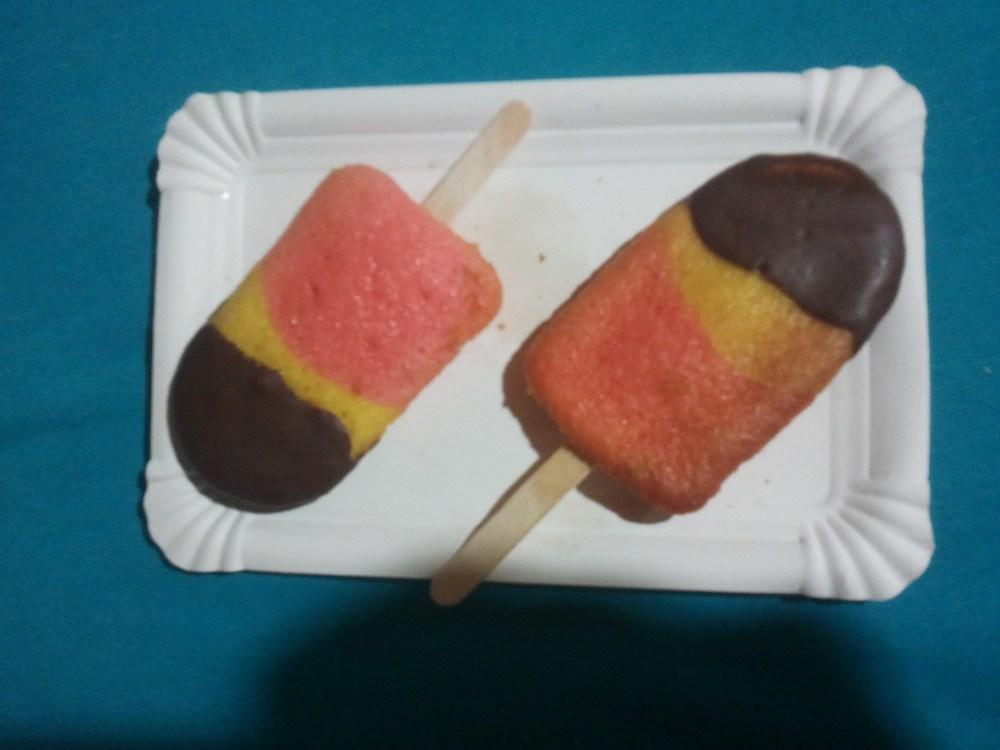 Kuchen Eis am Stiel - Jolly :)