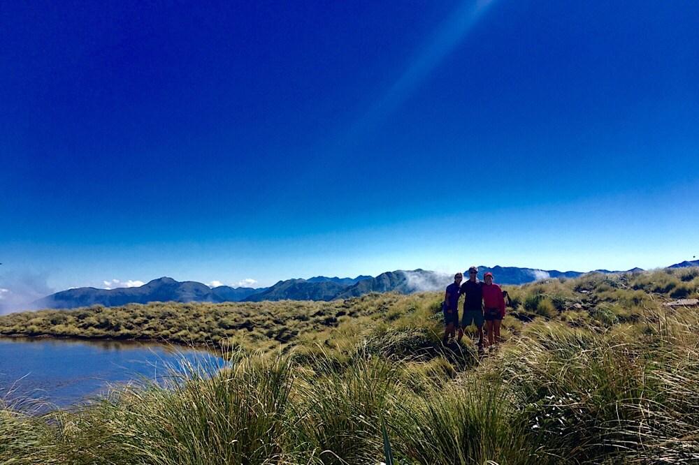 Tararu peaks