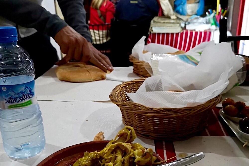Tanger food