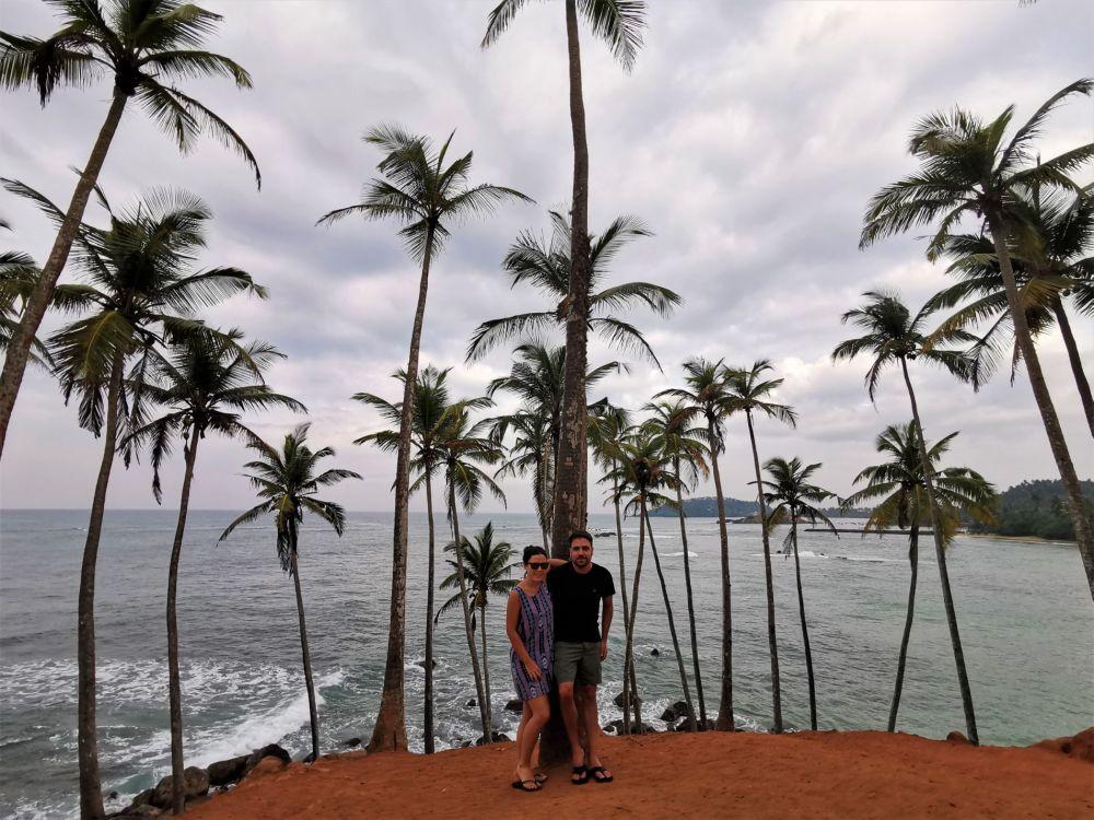Coconut Tree Hill Mirissa