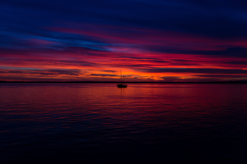 Change Up Your Belize Vacation with an Overnight Sailing Trip - Sunset