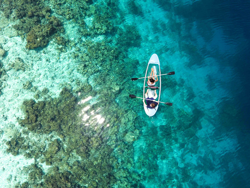 Change Up Your Belize Vacation with an Overnight Sailing Trip - Paddleboard in Paradise