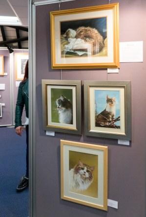 Feline Art Show - Cats Protection 2017