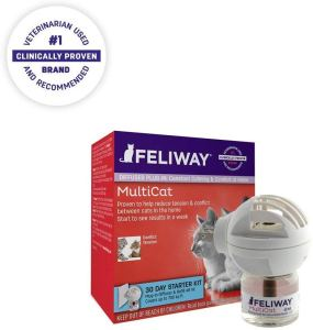 Feliway Multi Cat 30-Day Starter Kit