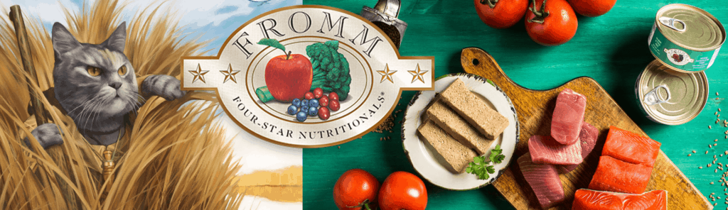 fromm cat food reviews