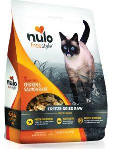 Chicken & Salmon Recipe Freeze-Dried Raw
