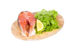 image of fresh lean protein food