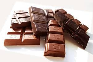 image of chocolate bars