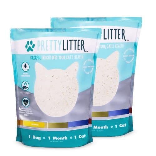 The Amazing Color Changing Litter - Pretty Litter Review [year] 1