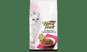 image of fancy feast food bag