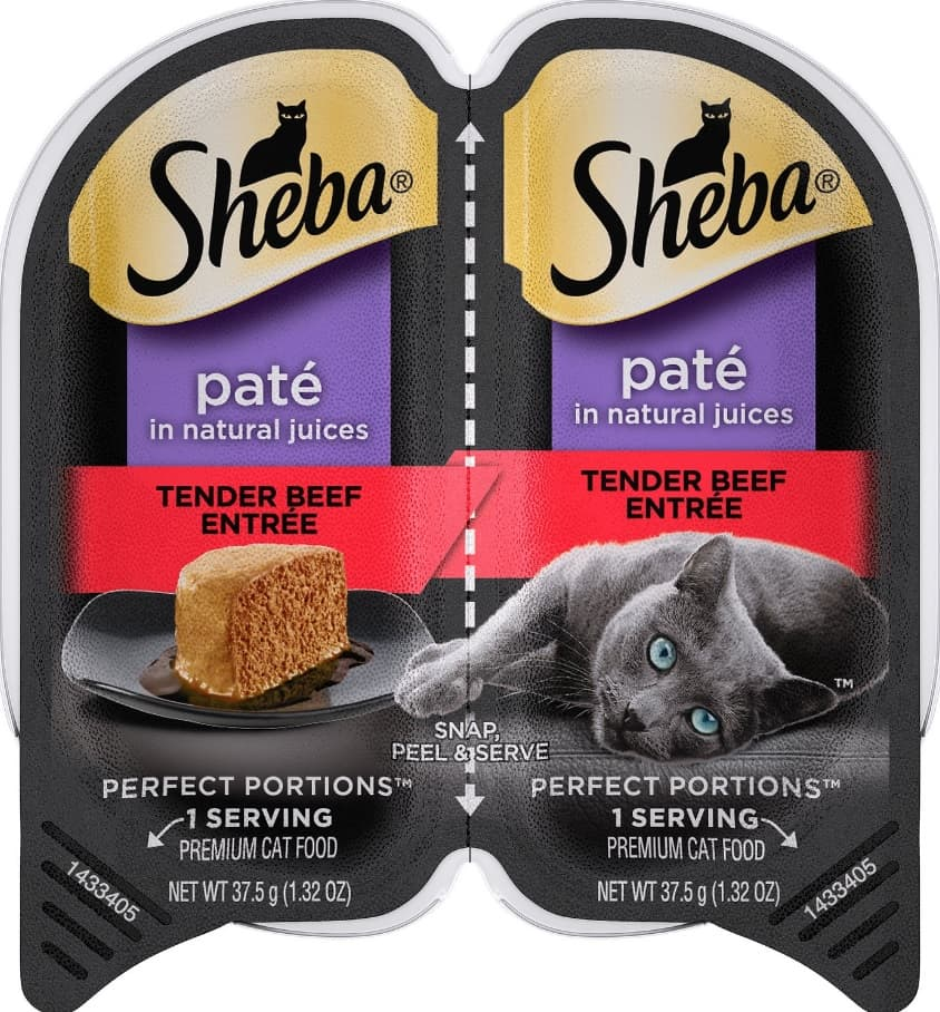 Sheba Cat Food Review: The Ultimate Buyer's Guide for 2020 3