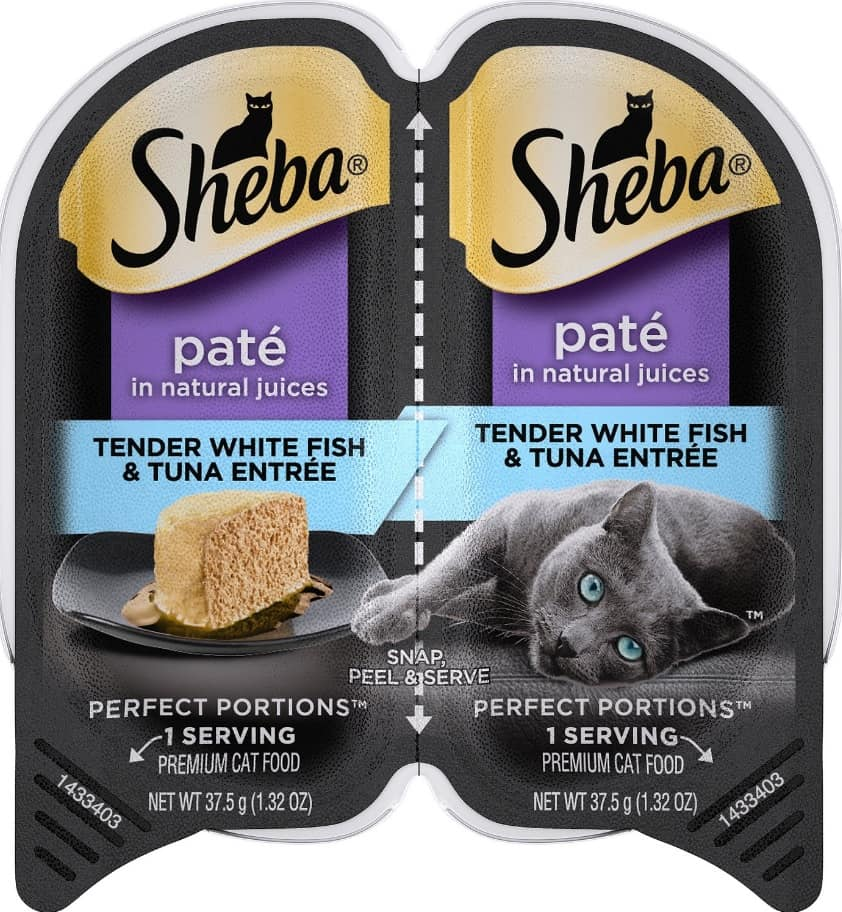 Sheba Cat Food Review: The Ultimate Buyer's Guide for 2020 4