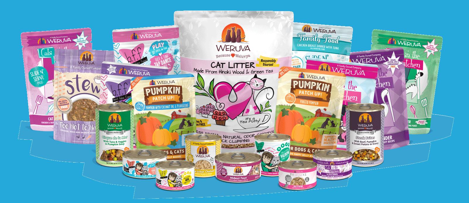 weruva cat food review