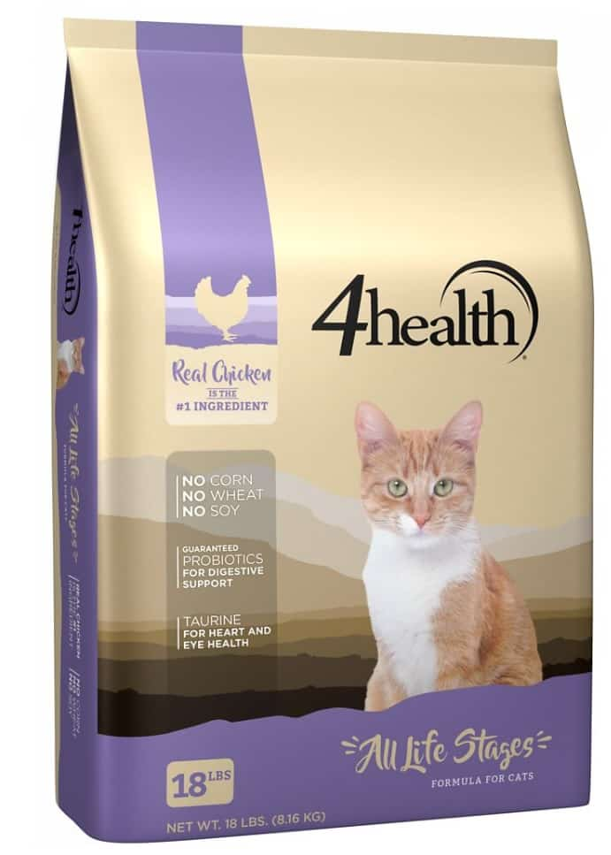 2020 4health Cat Food Review: Healthy & Affordable 2