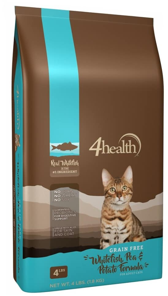 2020 4health Cat Food Review: Healthy & Affordable Natural Cat Food 2