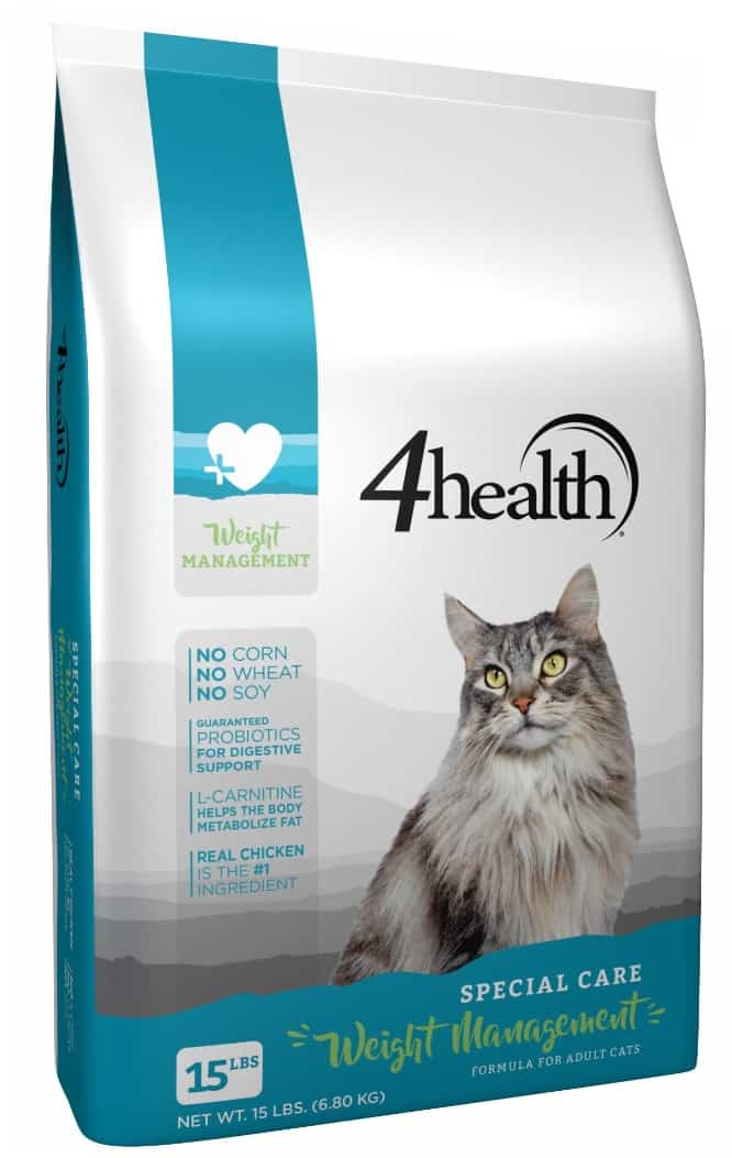 2020 4health Cat Food Review: Healthy & Affordable Natural Cat Food 3