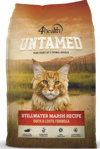 4health Untamed Stillwater Marsh Recipe Duck & Lentil Formula