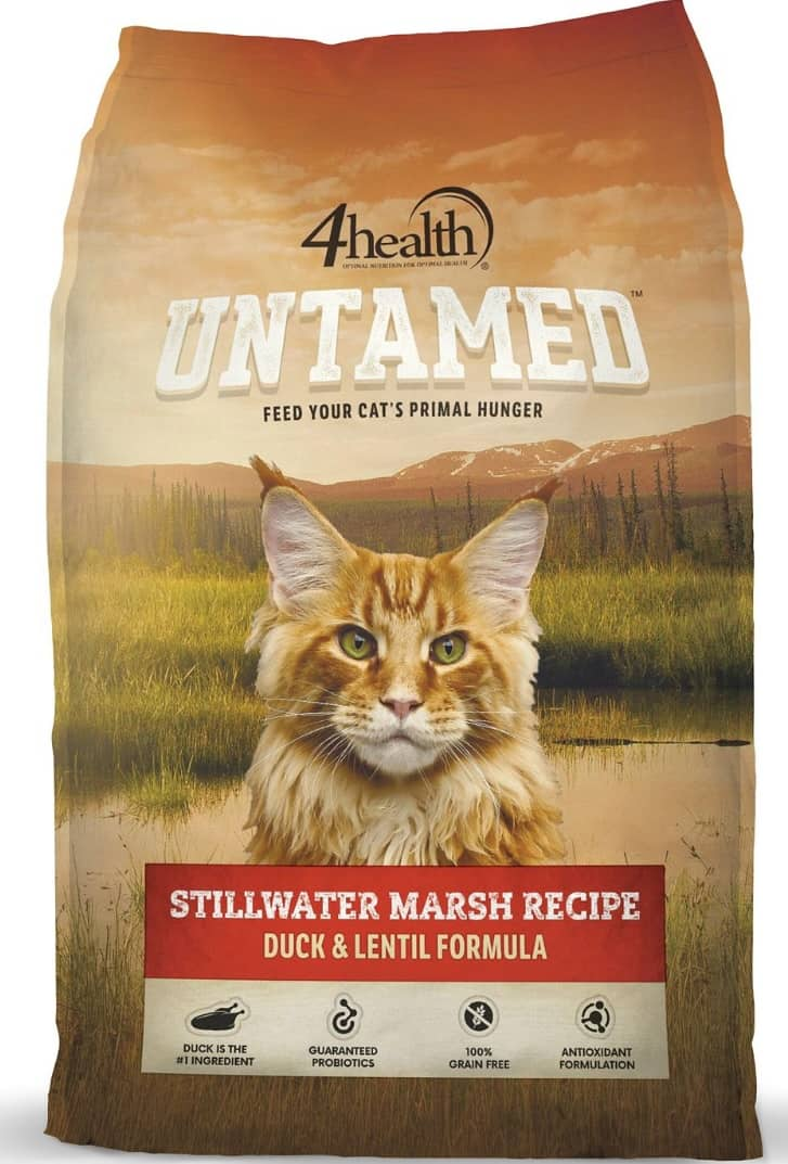 2020 4health Cat Food Review: Healthy & Affordable Natural Cat Food 4