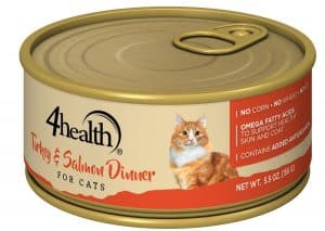 4health Original Cat Turkey & Salmon