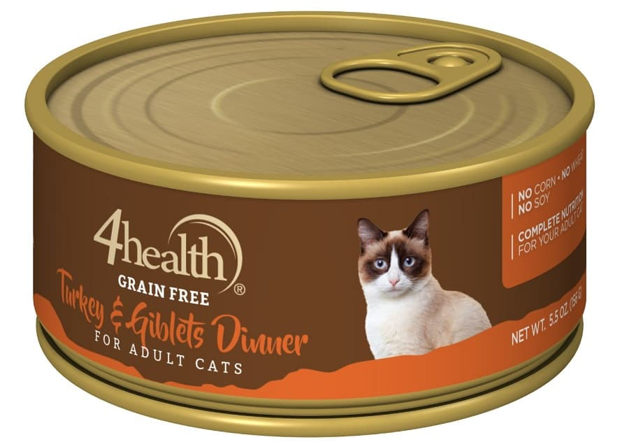 2020 4health Cat Food Review: Healthy & Affordable Natural Cat Food 7